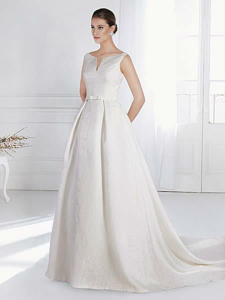 Beispiel: Eleganz in Weiß, Foto: Liluca.