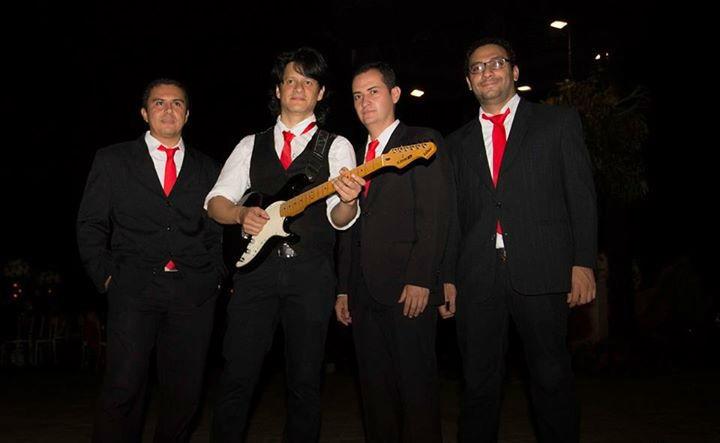 Algunos de los integrantes masculinos