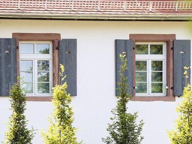 Beispiel: Gästehaus, Foto: Buhlsche Mühle.