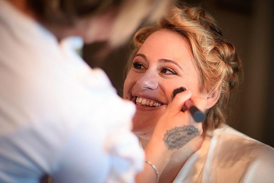 Valentina Guarnieri  Make Up Artist