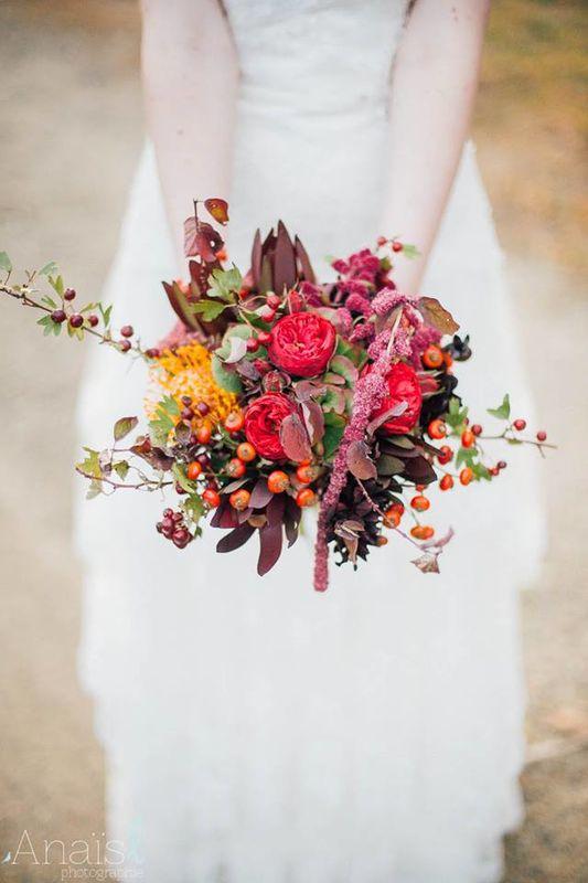 Crédit Anaïs L. Photographe / La Fille aux Fleurs
