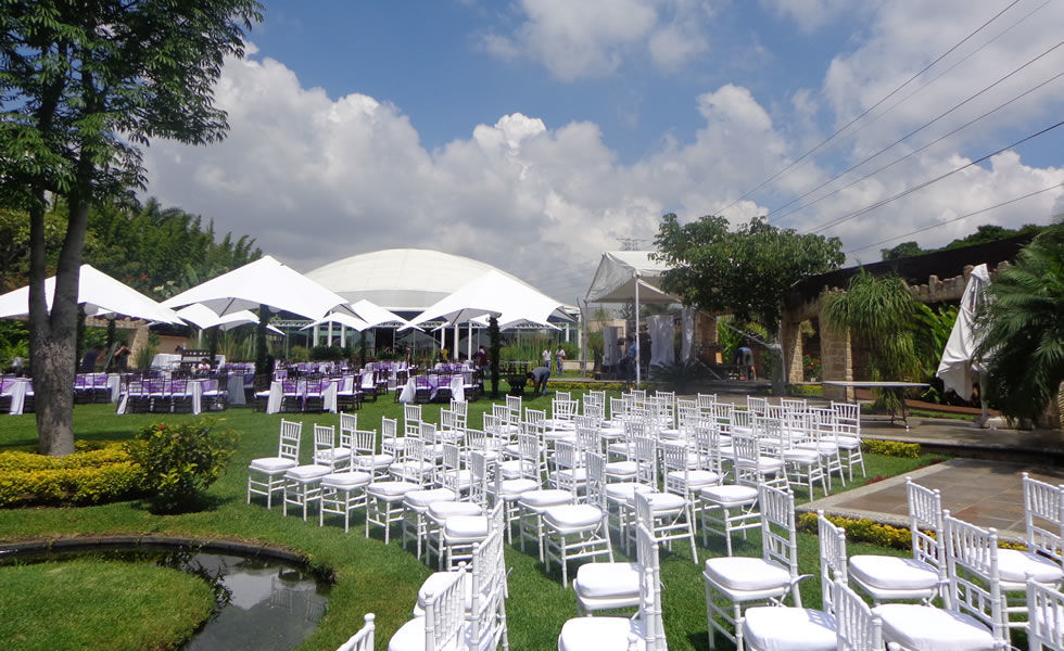 La Villa Jardín Mediterráneo