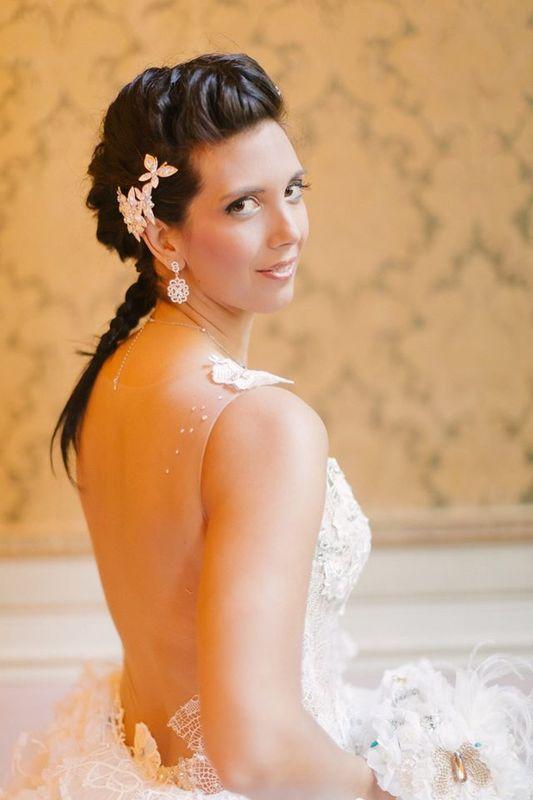 Wedding MakeUp Italy