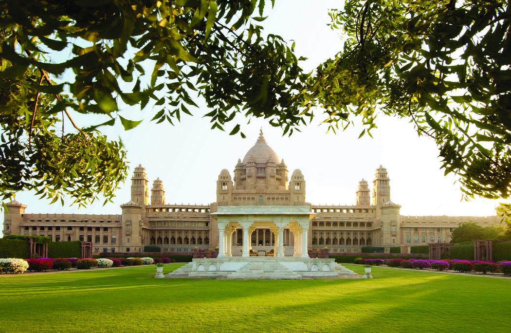 Umaid Bhawan Palace - A Taj Luxury Hotel