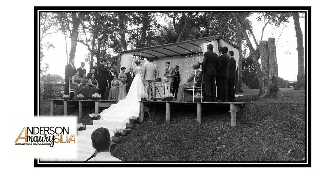 Anderson Amaury Silva - Celebrante Social para Casamentos