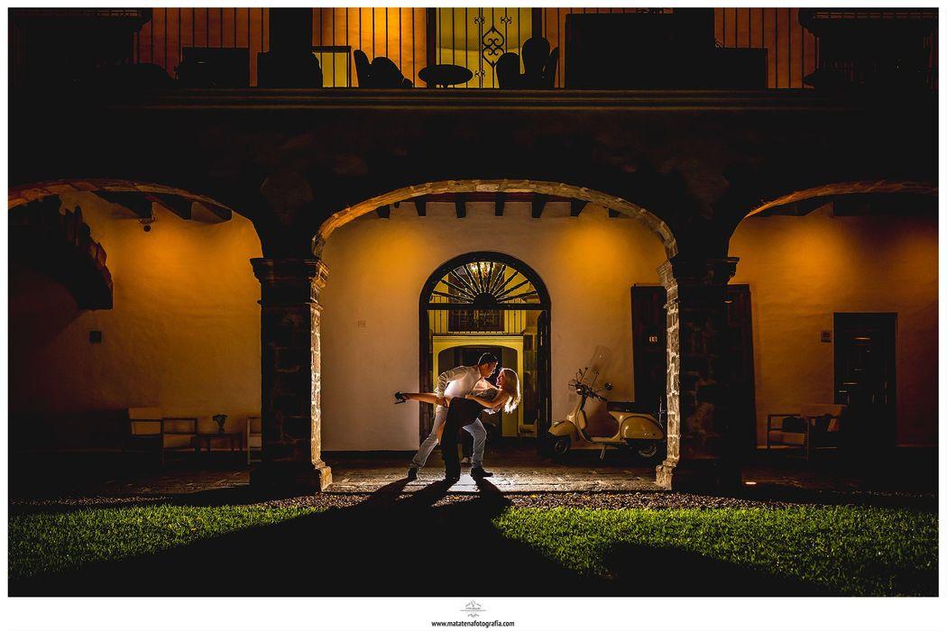 Bodas Anticavilla / Matatenafotografía