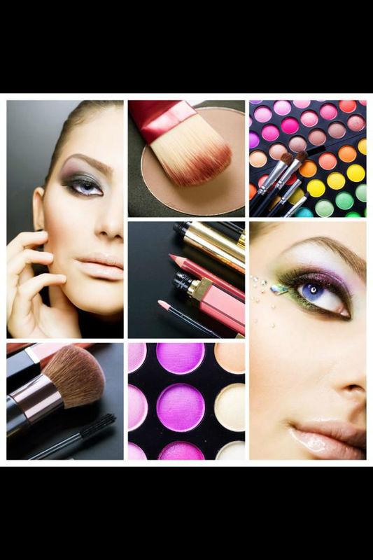 Beispiel: Make-up Artist, Foto: Professional Beauty VIP.