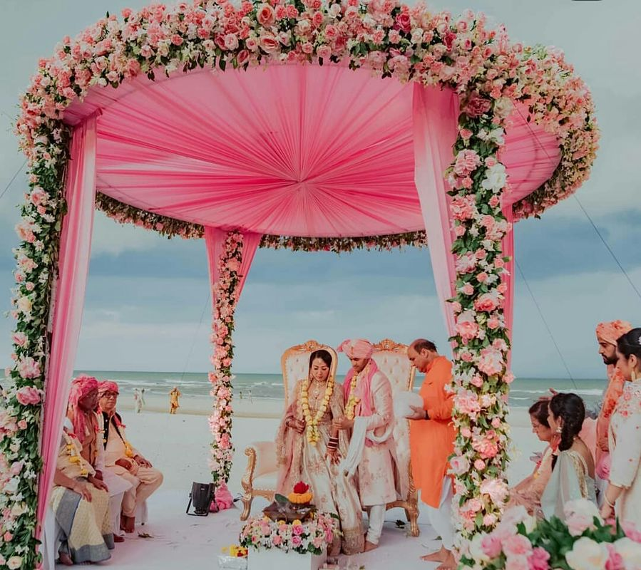 Foreign Wedding Planners