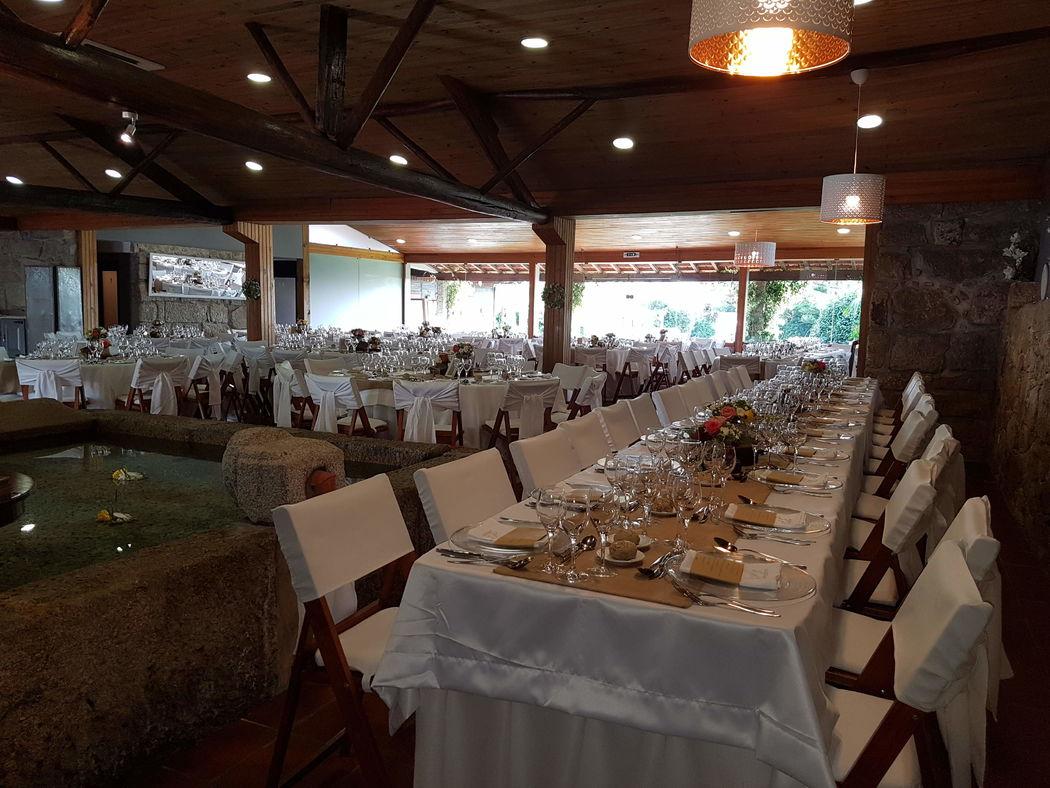 Amélia Santos Eventos - Casa do Teixeira