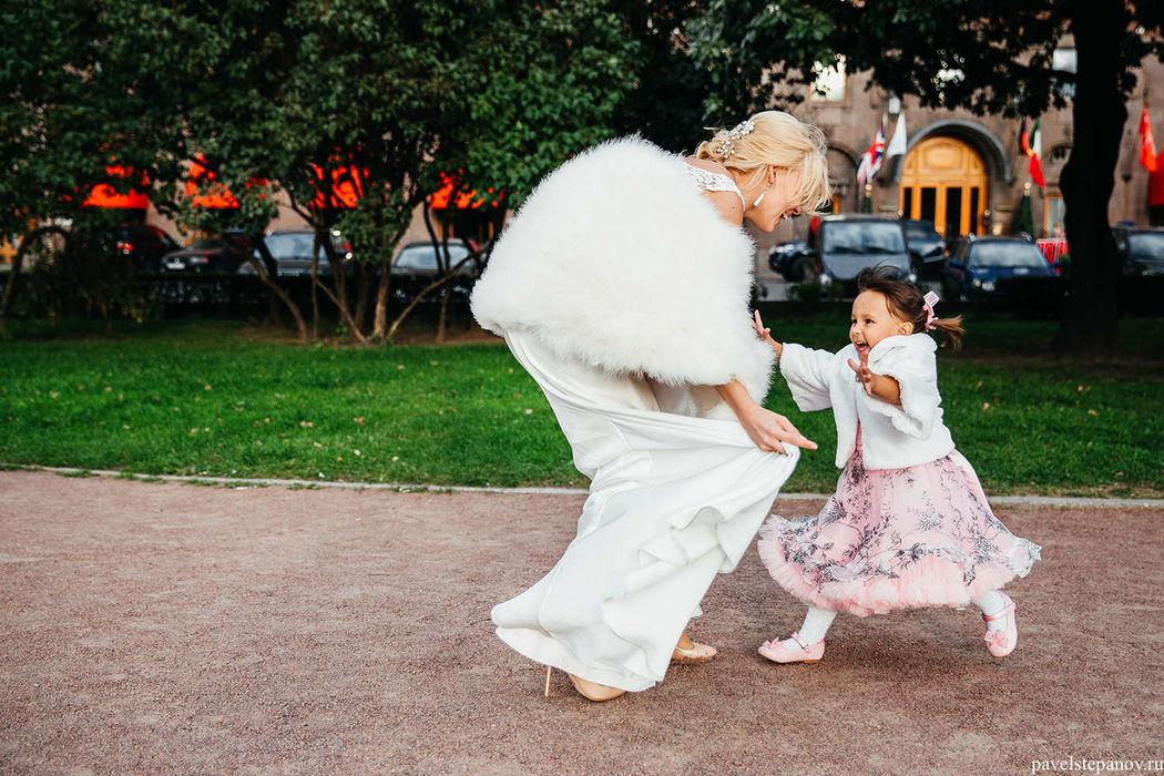Свадебный фотограф Павел Степанов