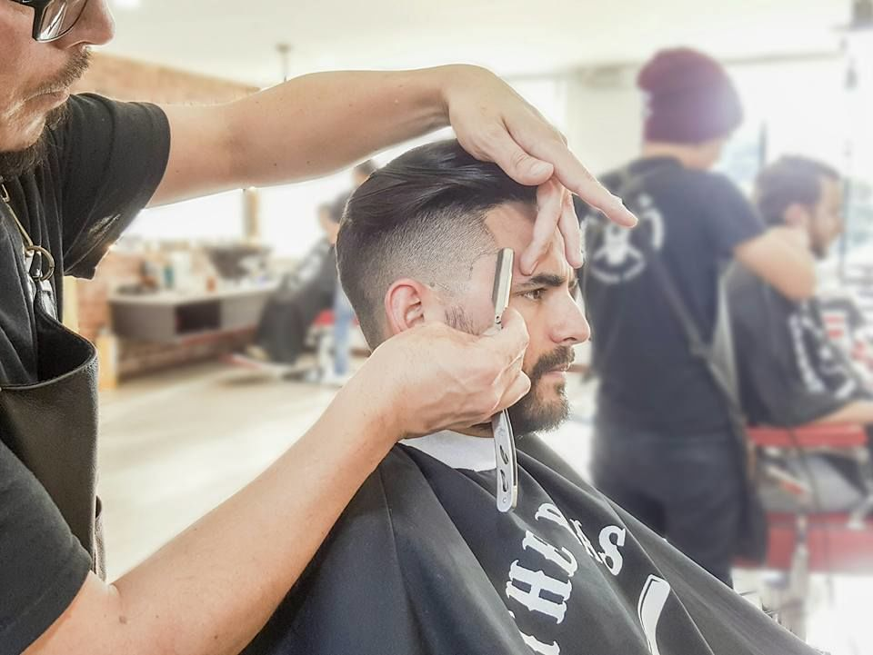 The Barbas Barber Shop