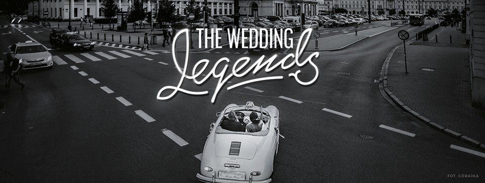 The Wedding Legends: miejskie wesela w Warszawie