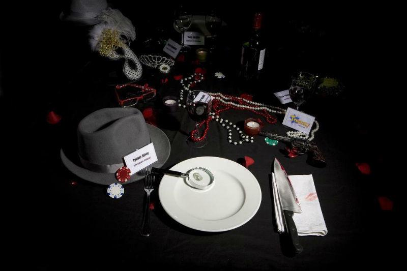 Jantar Mistério