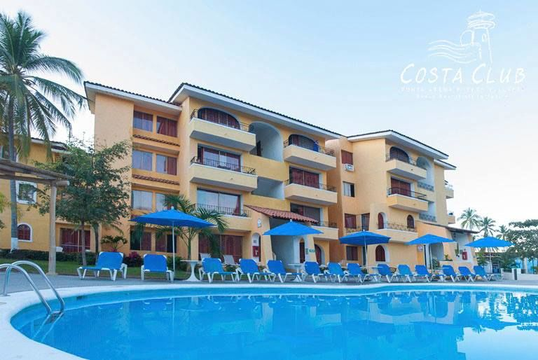 Hotel Costa Club, Punta Arena Puerto Vallarta, Jalisco