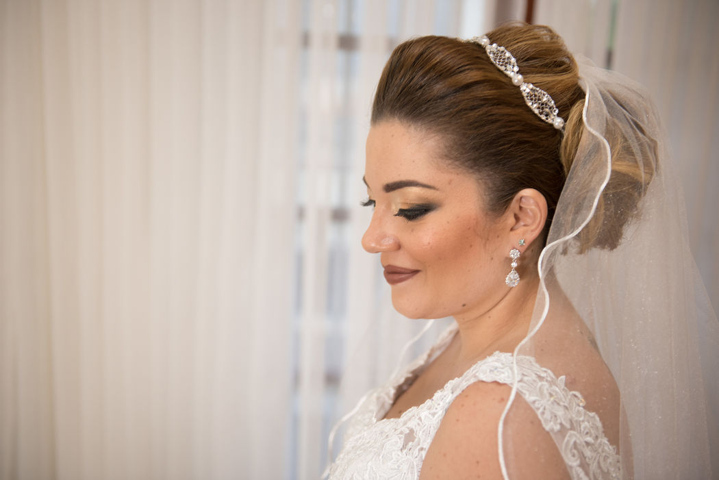 Studio Bride Créditos: Noivos Vanessa e Beto Photo: Alexandre Julião