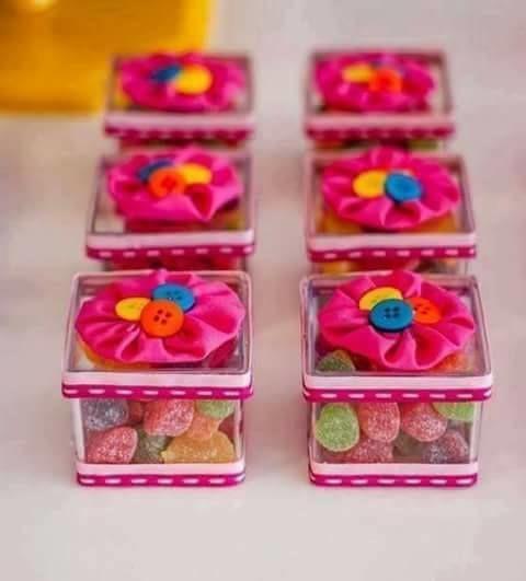 Candy Bar Arreglos y Colores