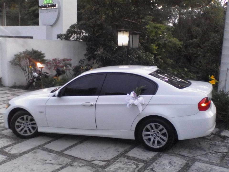 Mi Boda en BMW