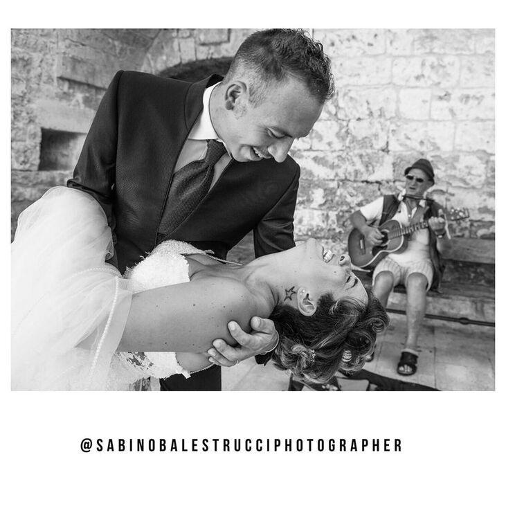 Riscatti fotografia di Sabino Balestrucci