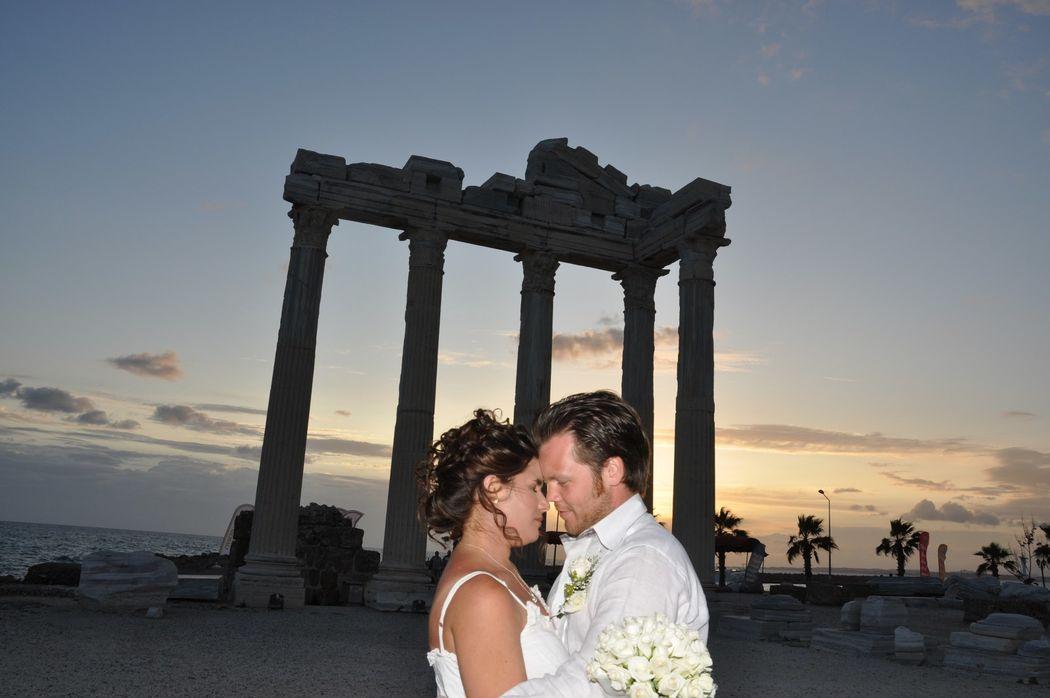 Свадьбы в Анталии