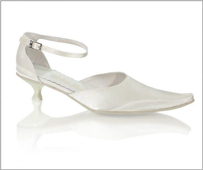 Beispiel: Extravagante Brautschuhe, Foto: Meine Brauttschuhe.