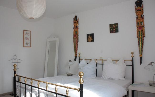 Beispiel: Landhauszimmer, Foto: Landgasthof Berg.