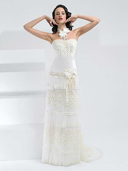 Beispiel: Wunderschöne Brautkleider, Foto: Liluca Lausanne.
