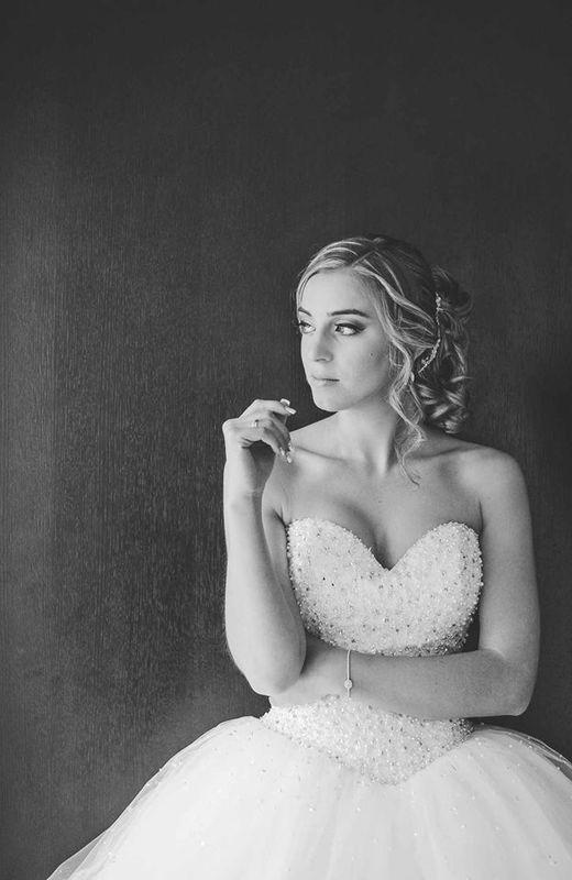 Noiva -  Fotografia Alberto Alves Imastudio