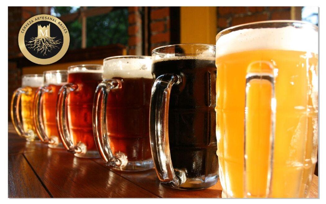 Cerveza Artesanal Raíces