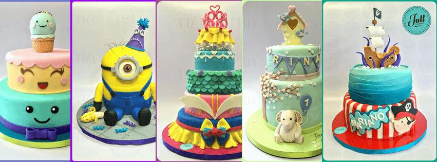 Pasteles de cumpleaños para toda ocasión