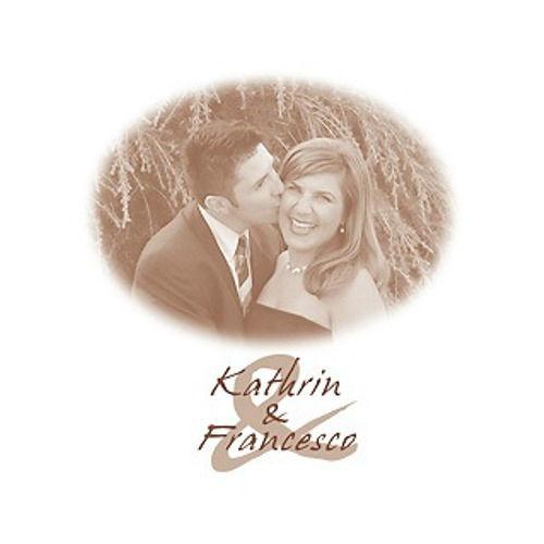 Beispiel: Individuelle Hochzeitkarten, Foto: Stauffercards.