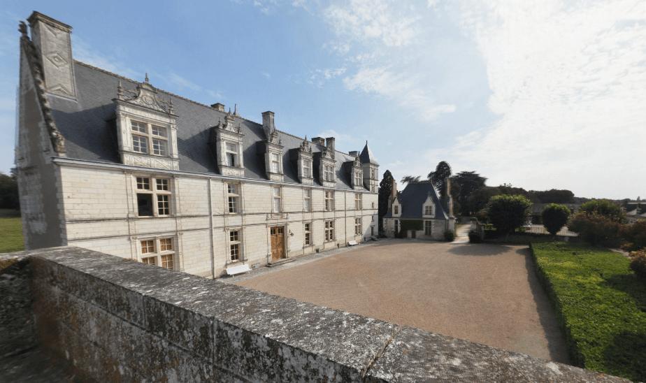 Le Château de Nitray