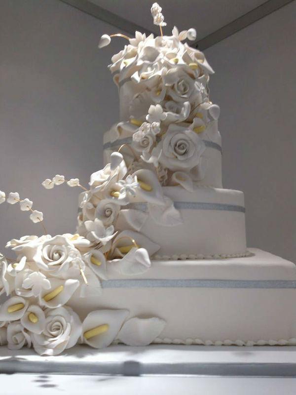 Fondant Cake House pasteles de bodas en el Distrito Federal