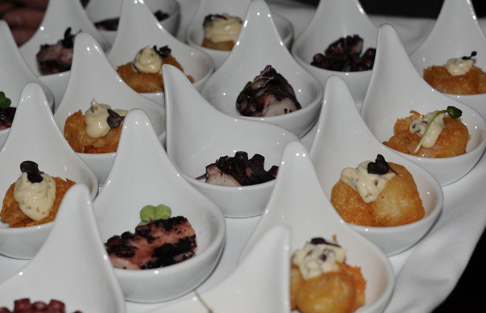 Beispiel: Catering, Foto: Hotel Chlosterhof.