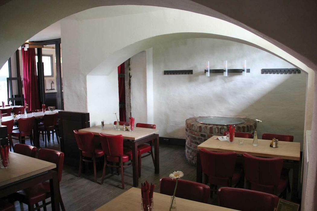 Beispiel: Brunnenräumchen, Foto: Eltzhof - das Kulturgut.