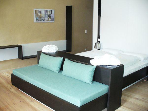 Beispiel: Junior Suite, Foto: Schloss Ettersburg.