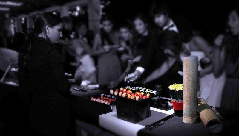 Catering Villa Real
