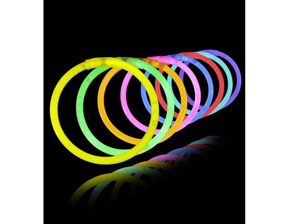 Pulseras Neon