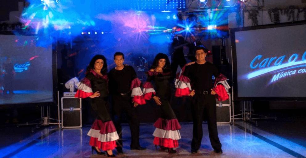 Cara o cruz Grupo Show & Performance