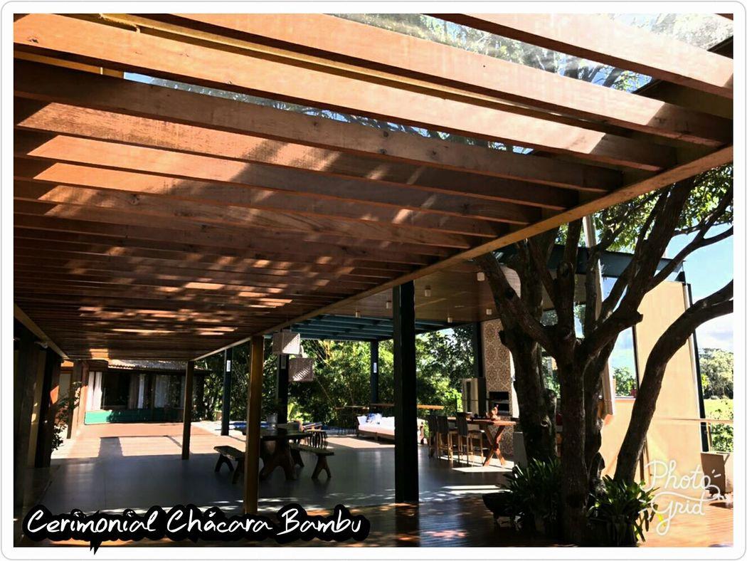 Cerimonial Chácara Bambu