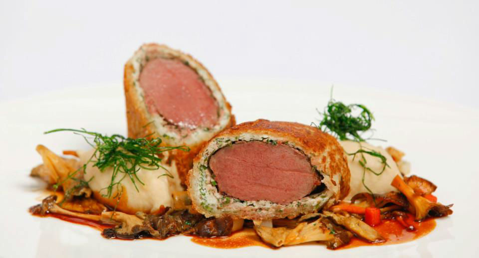Beispiel: Kulinarische Köstlichkeiten, Foto: Bülow Palais.