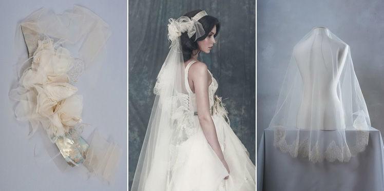Beispiel: Braut-Accessoires, Foto: Verinas.