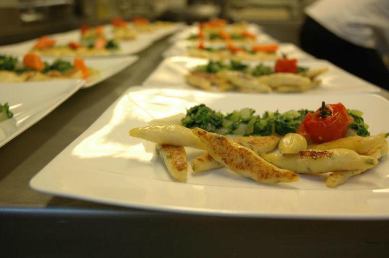 Beispiel: Gastronomie, Foto: Restaurant Art.