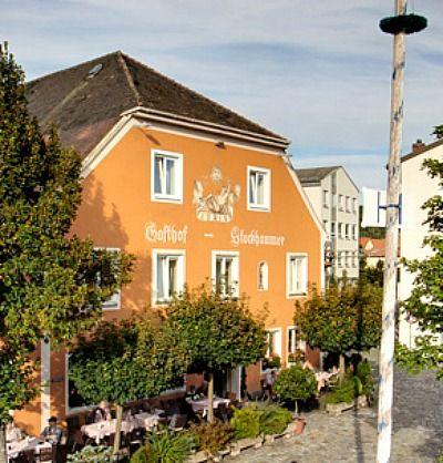 Beispiel: Aussenansicht, Foto: Gasthof Stockhammer.