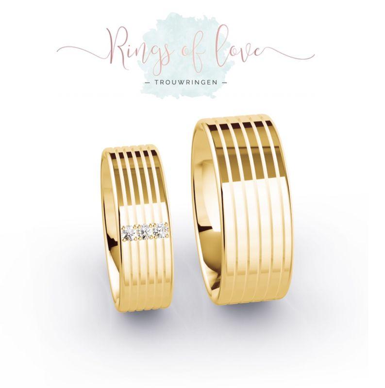 Rings of Love | Trouwringen Thuis