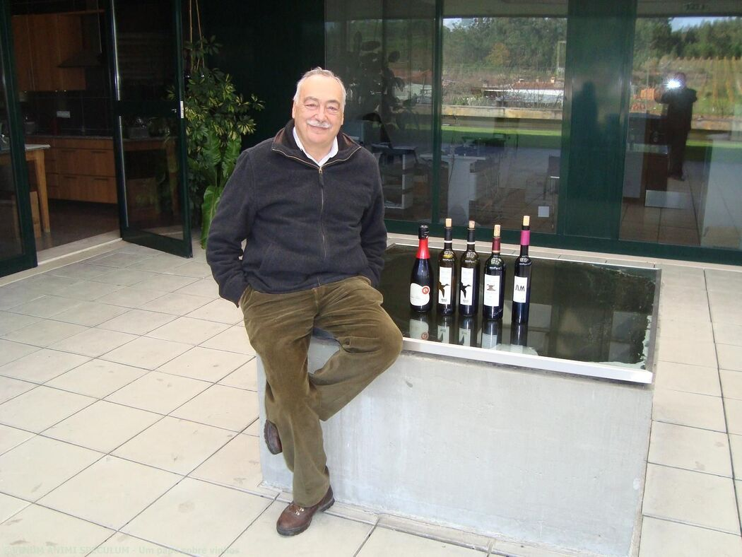 Luís Pato - Vinhos  © Um papo sobre vinhos