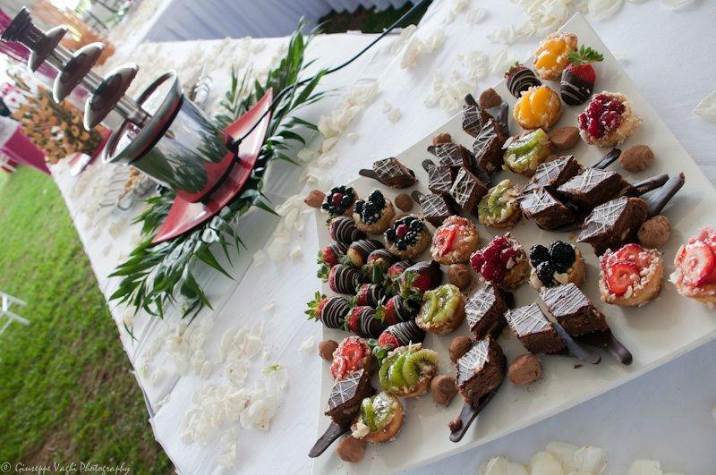 Platillos distintivos y con diseños originales para tu boda - Foto Casa Colima