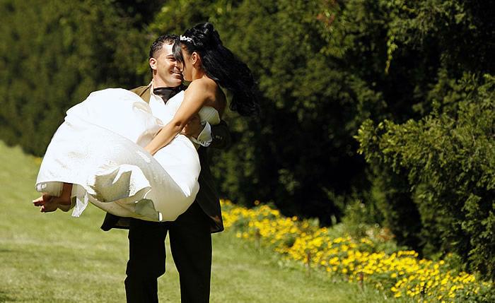 Beispiel: Ihre Hochzeit auf dem Schloss, Foto: Schloss Boitzenburg.