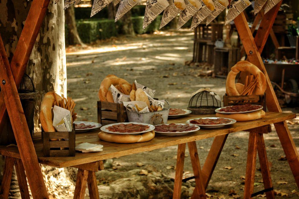 Catering Doña Rocío