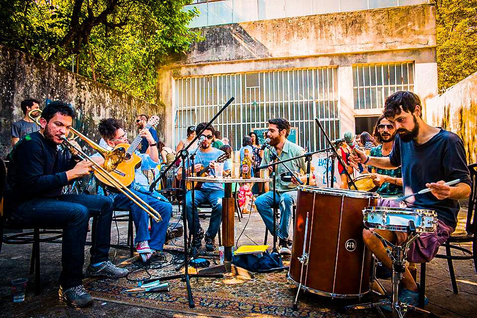 Samba Sem Fronteiras (samba) by BMC Events