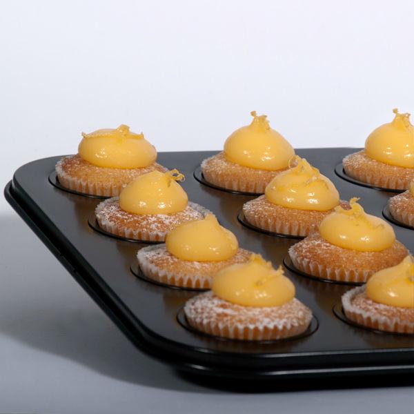 Beispiel: Lemon-Schock Cupcake, Foto: tigertörtchen Café.